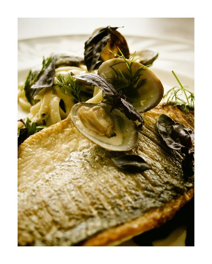 The Bass at Pier Nine restaurant, St. Leonards on Sea.