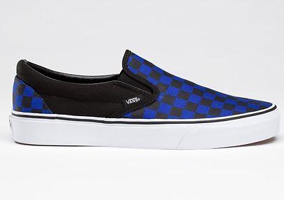 Checkerboard | Vans Checkerboard Slip-On Shoes8