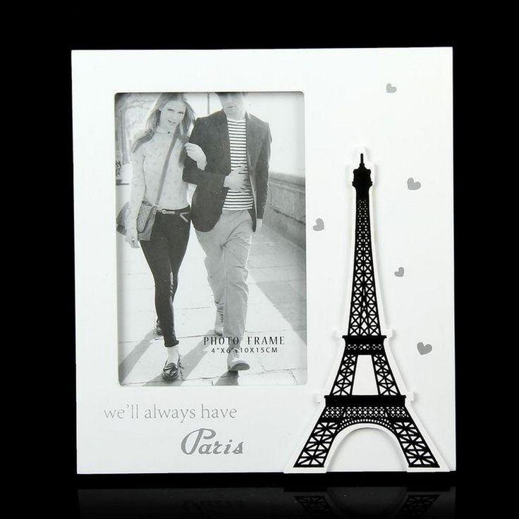 Фоторамка «Романтический Париж», 10 х 15 см
