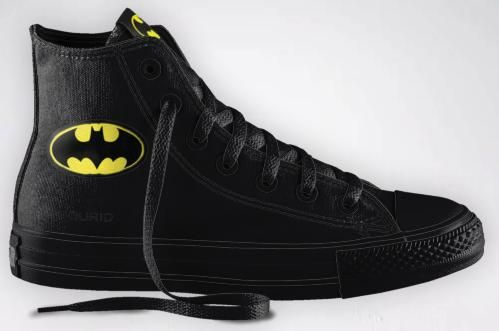 DC Comics Converse Chuck Taylors, must have!!!