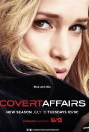 Covert Affairs (2010) Poster