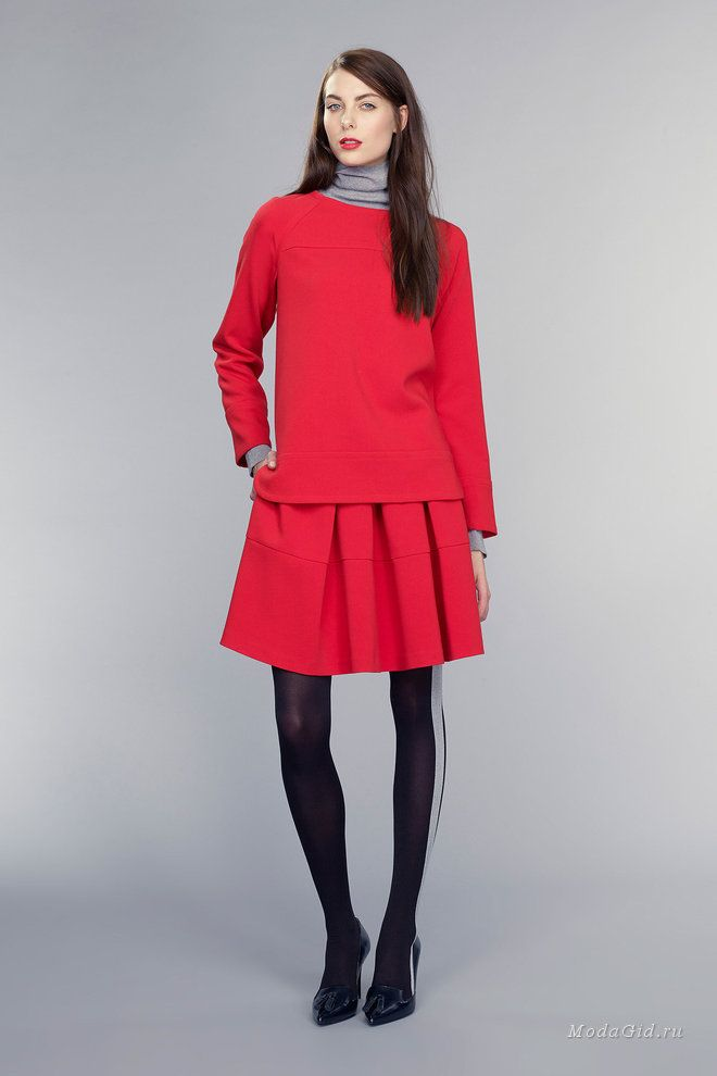 Мода и стиль: Водолазка: актуальные модели осени и зимы 2015, советы по стилю