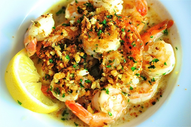 Garlic Roasted Cauliflower With Toasted Asiago Bread Crumbs Recipes ...