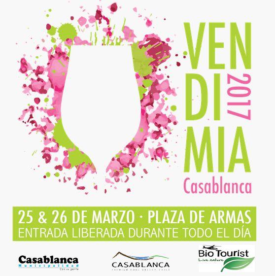 BioTourist  - Fiesta la Vendimia de Casablanca