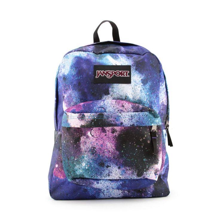 backpacks for girls | Jansport Superbreak Backpack, Multi Journeys Shoes
