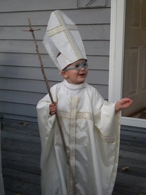 Pope and St. Francis Costumes (2010)