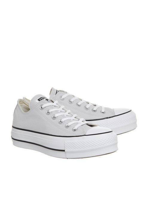 2773de7c926c Womens **All Star Low Trainers by Converse Supplied by Office - Grey