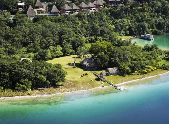 Hotel Camino Real, Tikal