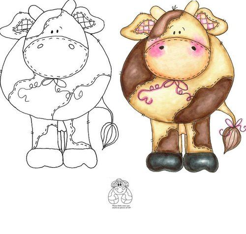 Vacas | Creaciones Claudia