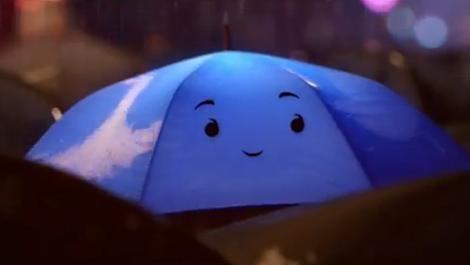 Pixar New Short Film 'The Blue Umbrella' - CGMeetup