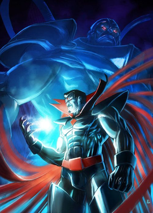 Mister Sinister & Apocalypse: Apocolyp Marvel, Favorite Villains, Apocalyp Marvel Comic, Marvel Art, Mister Sinister, Favorite Marvel, Comic Book, Comic Art, Super Willian