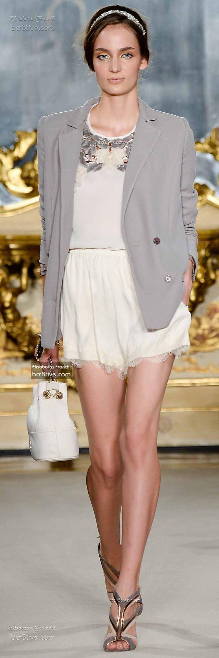 Elisabetta Franchi Spring 2015-16