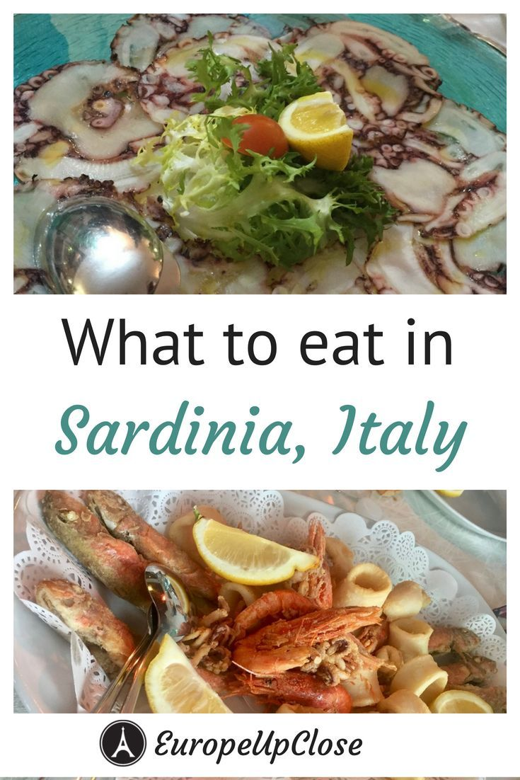 Traditional Sardinian Food - What to eat in Sardinia Italy #italy #italian  #italianfood #travel #sardinia #mediterranean #foodgasm #food #foodblogger  ...