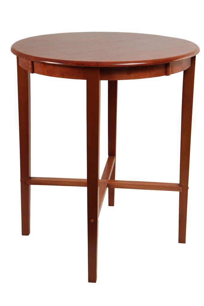 "$202.00 Boraam 42"" Round Pub Table"