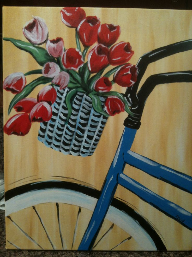 May Flowers, 16x20, 5/5/12