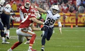 nice Chargers vs. Chiefs NFL Week 1 Odds - September 11, 2016