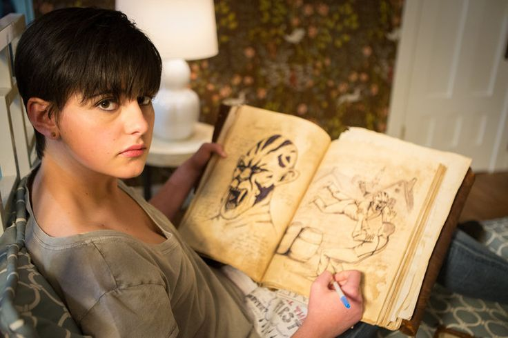 De Trubel Journey | Grimm | NBC Loved her in Grimm.........hope she comes back!