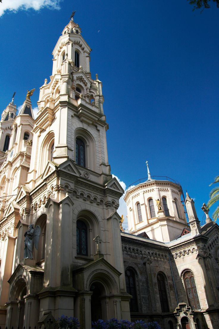 Iglesia Santa Felicitas, Barrancas. Buenos Aires