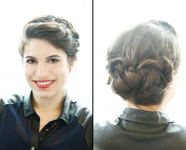 hair style braids 1000 ideas about rainy day hairstyles on easy 3855