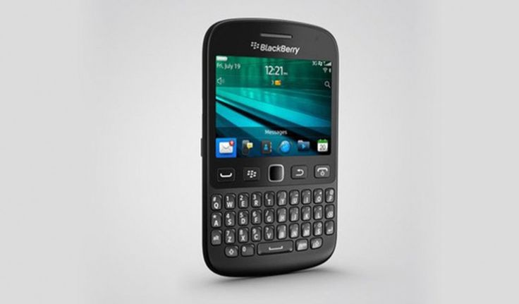 A mid range BlackBerry 9720 is now available in $286.
