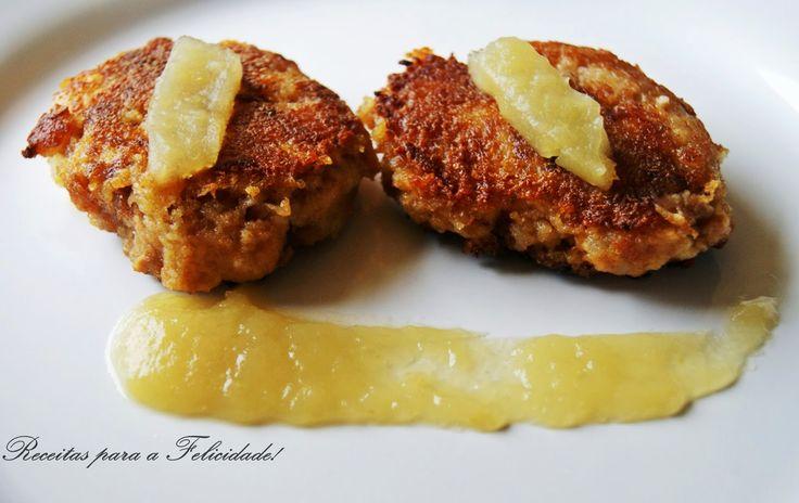 Com apenas dois ingredientes é possível fazer uma refeição simples, mas original e deliciosa