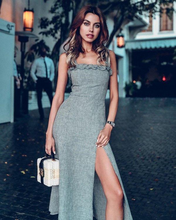 f17cae711379f6 Модные платья весна-лето 2019 – самые актуальные модели, новинки и тренды  платья на весну-лето