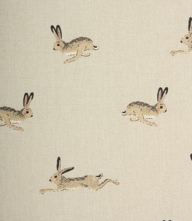 Save 5% on our Stone Hare Contemporary Fabric from Sophie Allport. This Regular fabric is perfect for Curtains & Blinds.