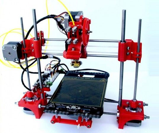 Portabee Launches Portable, Robust, Affordable 3D Printer for Under 500 Dollars.