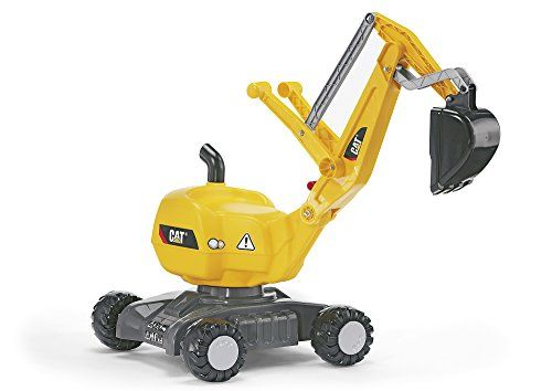Rolly Toys CAT Digger