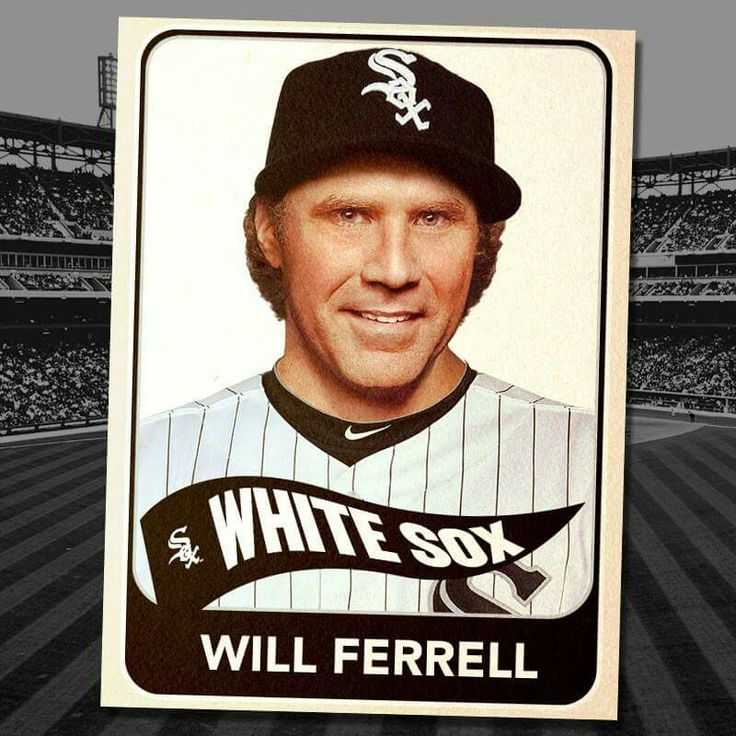 Will Ferrell . White  Soxs . Game for charity
