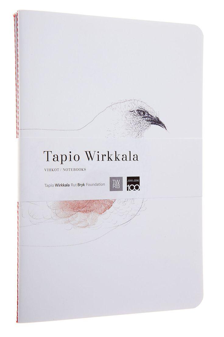 Tapio Wikkala notebook