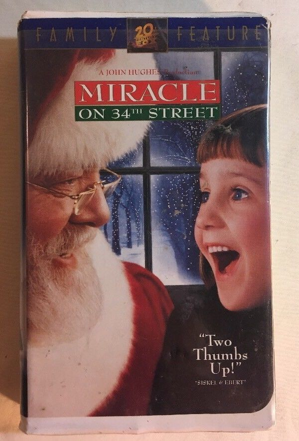 miracle on 34th street a saccharine sweet Miracle on 34th street december 7-22, 2018 | buy tickets single mother, doris walker, doesn't want her six-year-old susan's head filled with romantic notions.
