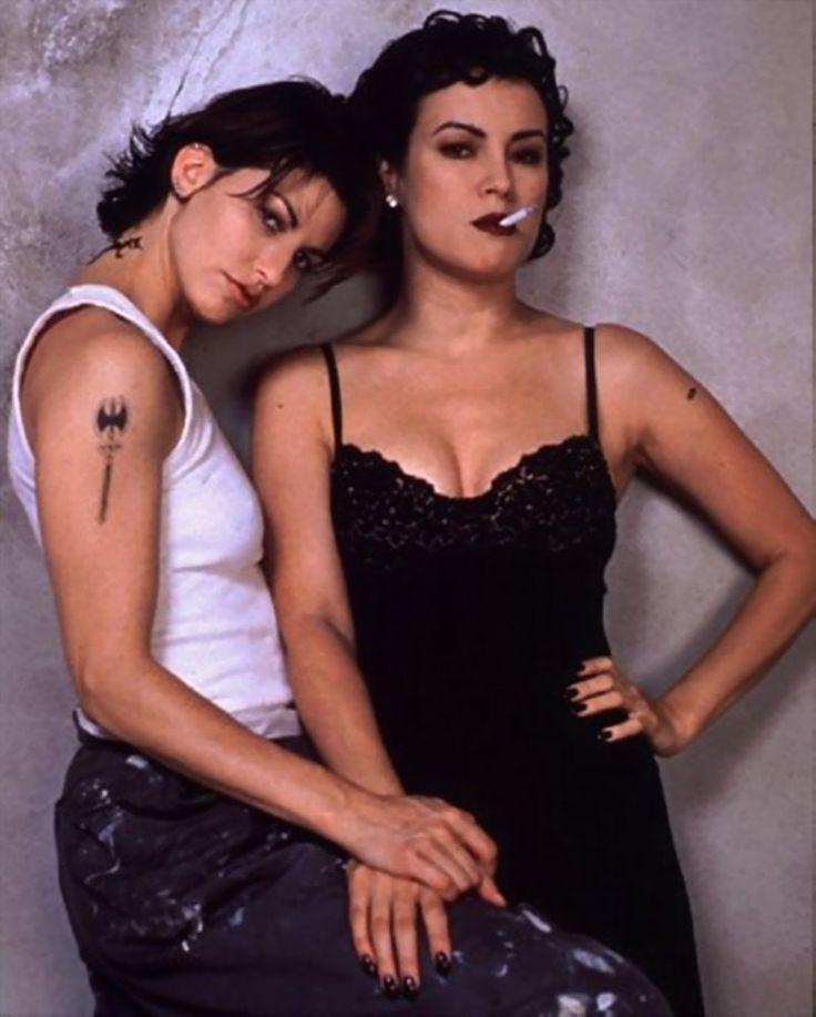 Gina Gershon Lesbian Movie 11
