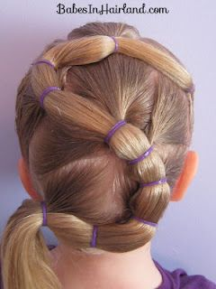 Awesome site for little girl hairstyles.