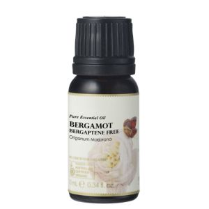 Ausganica Organic Bergamot Essential Oil - 10ml - VEGAN FRIENDLY - CRUELTY FREE