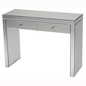 Reflection console table 39 5 w x 14 5 d x 29 5 h from for Sofa table urban barn