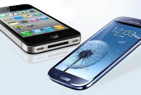 Samsung vs Apple design features
