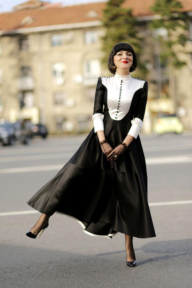 Ana Morodan in Supreme Noir http://hardot.com/product/supreme-noir/