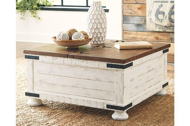 Wystfield Coffee Table Coffee Table Coffee Table Farmhouse