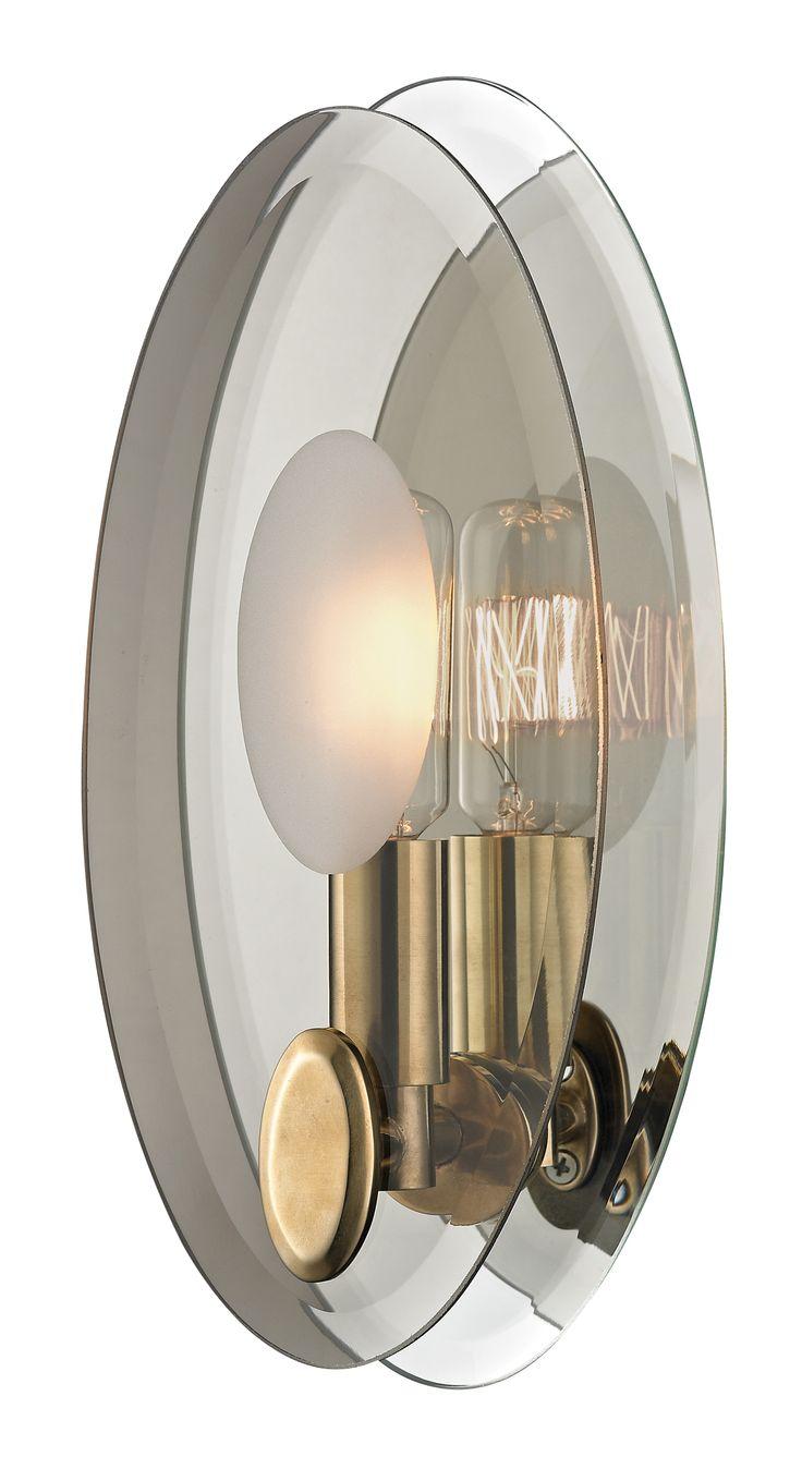 Galway Crystal Wall Lights : 569 best Lighting images on Pinterest Wall lamps, Wall lighting and Wall lights