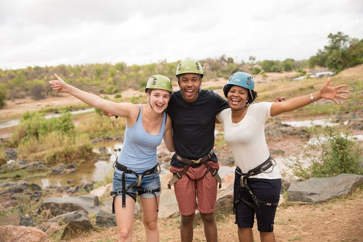 Exciting and adventurous day at Sefapane Tented Camp. #SefapaneMagic