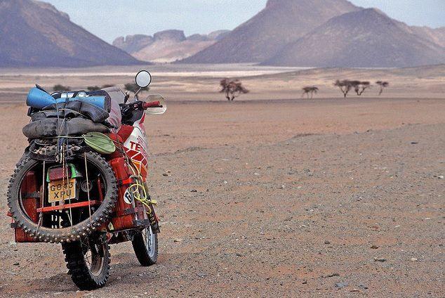 Adventure On 2 Wheels
