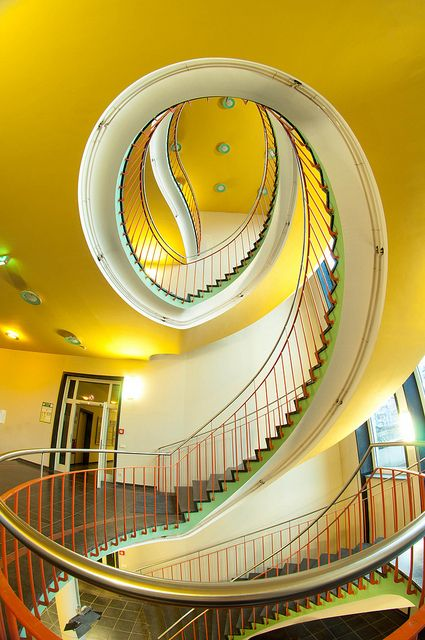 Sweet Color Stairs