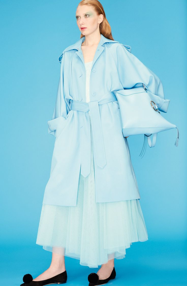 Nina Ricci Resort 2018 Fashion Show Collection