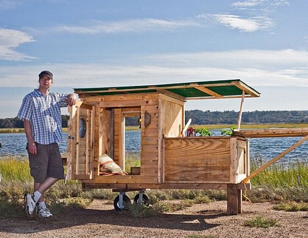 Best 25 micro house ideas on pinterest micro homes for Microhouse cost