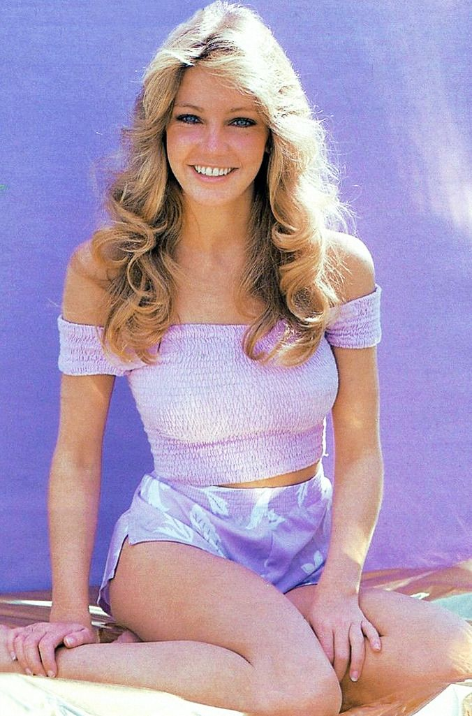 Nackt Heather Locklear  Who Has