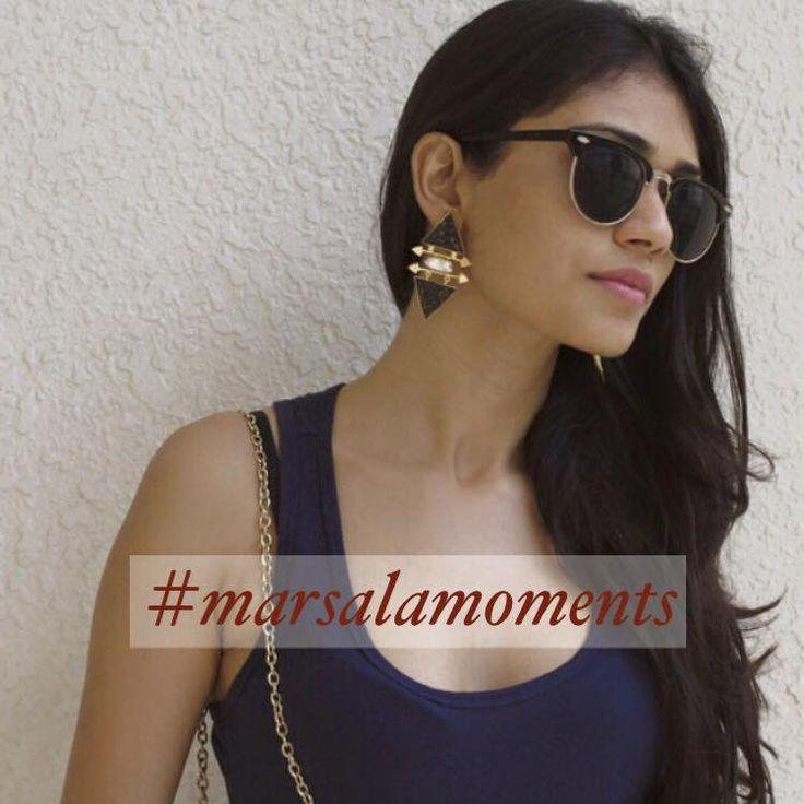 Happy customers #marsala #jewelry #jewels #love #baubles #earrings
