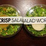 クリスプ サラダ ワークス 麻布十番店 (CRISP SALAD WORKS) - 麻布十番/洋食・欧風料理(その他) [食べログ]
