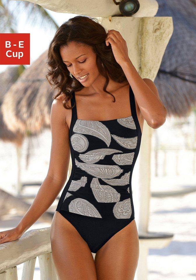 check out f0292 59dc3 LASCANA Badeanzug, im modischen Floralprint | Produktkatalog ...