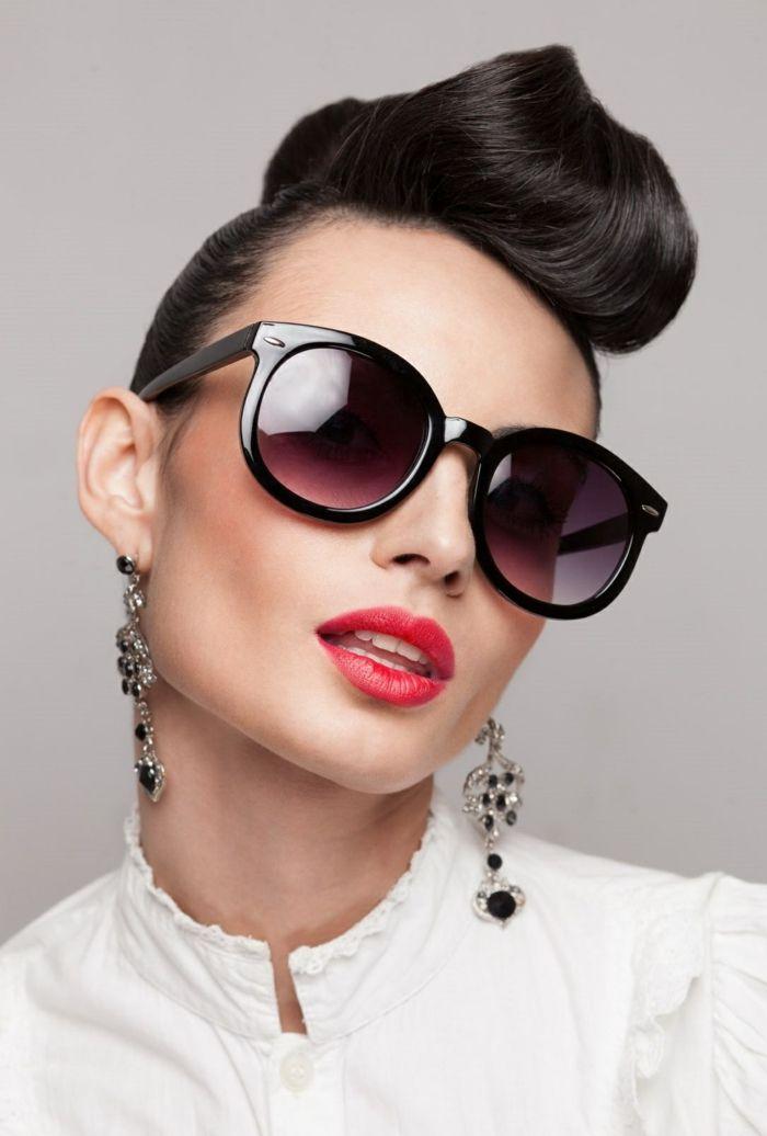 rockabilly frisuren als absoluter hairstyl-trend
